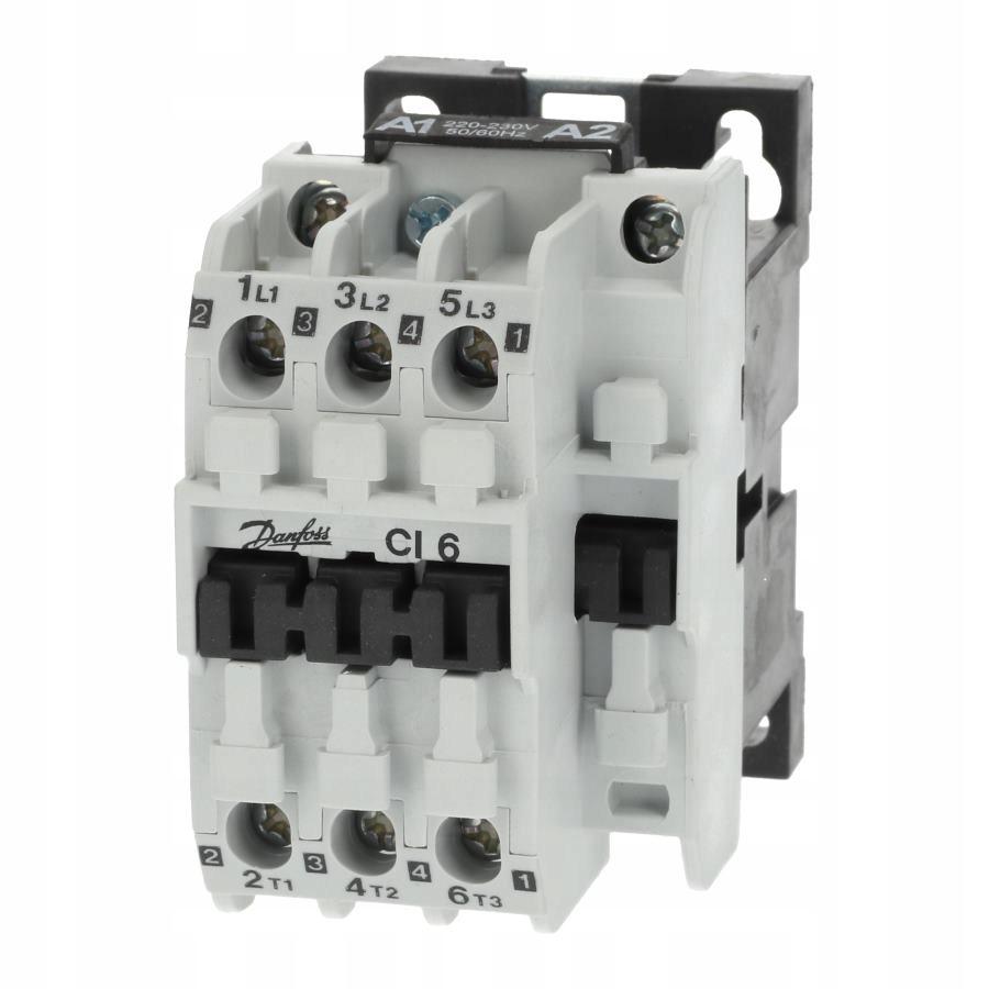 Danfoss Kontakt CI 6, 230V AC 037H001532