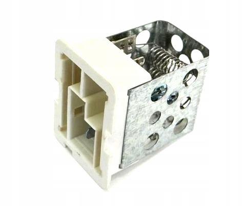 резистор резистор воздуходувки opel astra g h - delphi