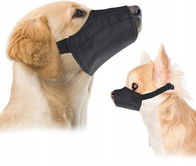 Материал намордника xxs dog черный (1)