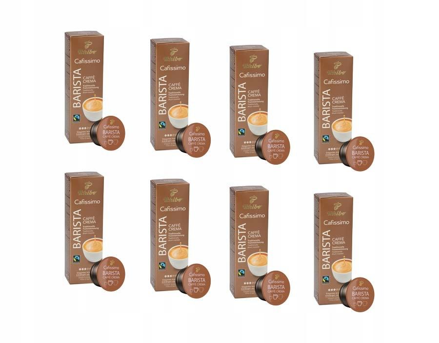 Купить КОФЕ Tchibo Cafissimo BARISTA CAFFE CREMA 80-маус КАПС на Eurozakup - цены и фото - доставка из Польши и стран Европы в Украину.