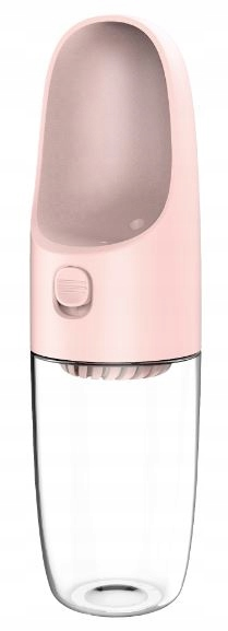 Дорожный флакон с фильтром 300 мл DOGNESS розовый