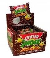Жевательная резинка CENTER SHOCK sour Cola 100 шт.