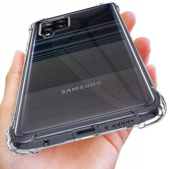 Etui do Samsung Galaxy A42 5G ANTI-SHOCK + Szkło