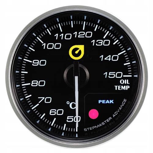 индикатор new авто gauge температура масла 60mm