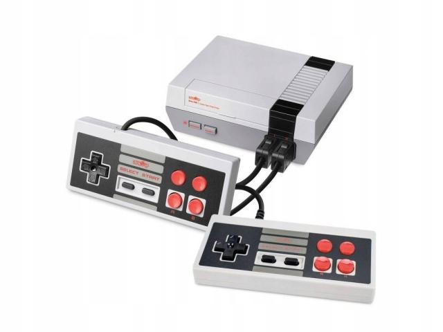Hra TV herné konzoly retro 600 hry