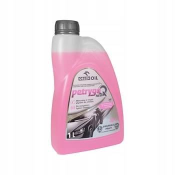 Petrygo Q NEW 1л розовая жидкость для радиаторов G11 35C