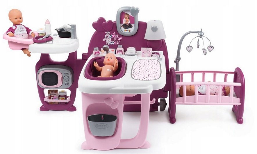 Roh multifunkčného zariadenia Smoby Babysitter 220349