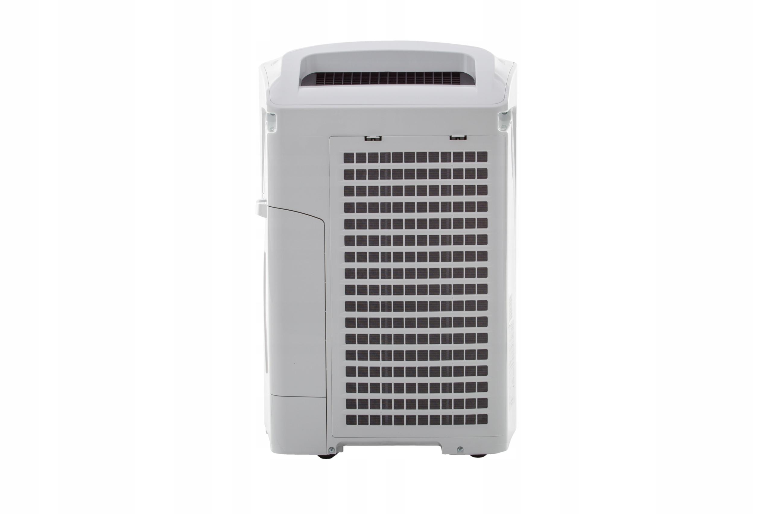 Oczyszczacz powietrza Sharp KC-A50EU-B + nawilżacz Filtry elektrostatyczny HEPA jonizacyjny nawilżający węglowy wstępny