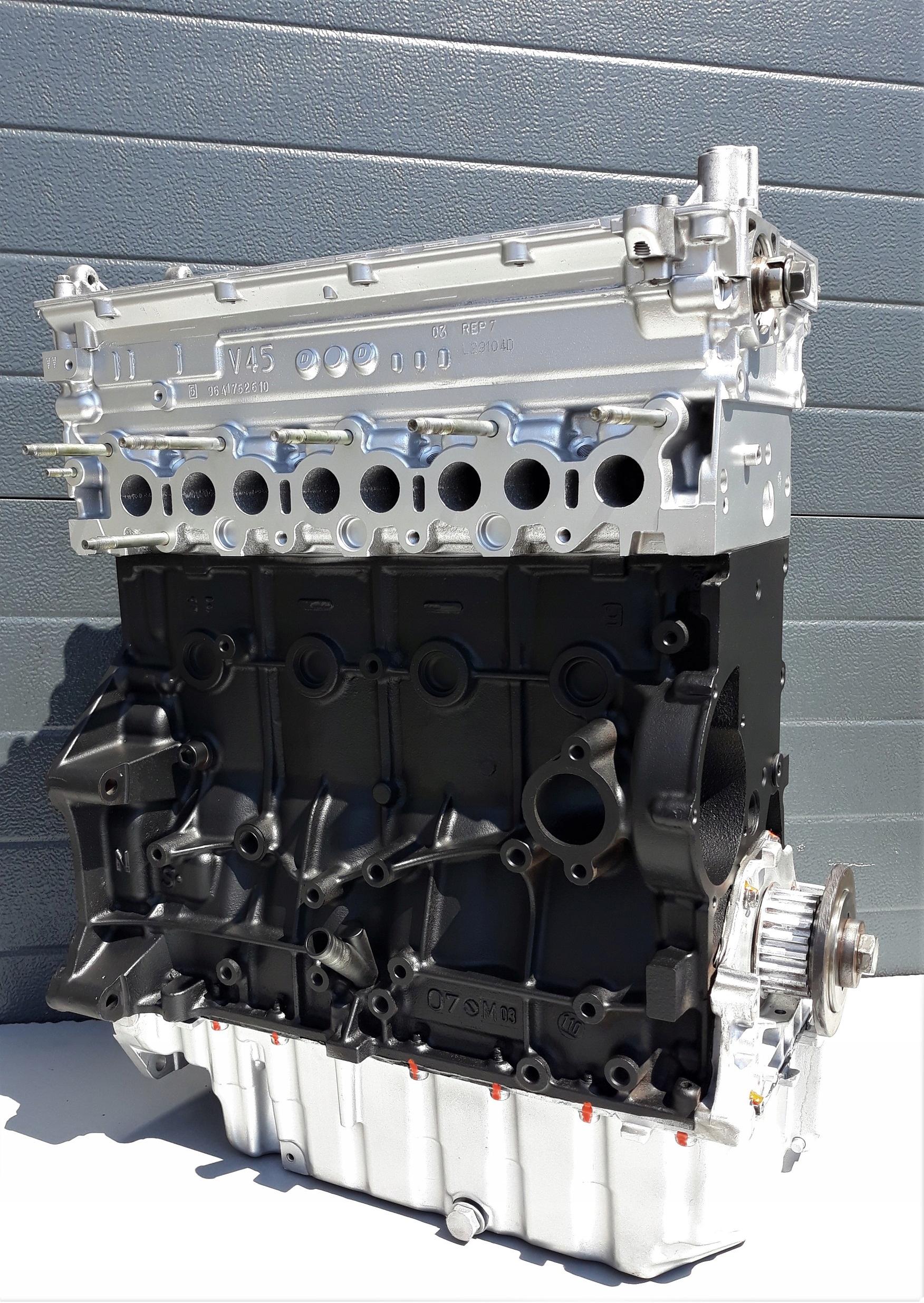 Двигатель 2.0HDI 16V 136KM PEUGEOT 307 407 607 807