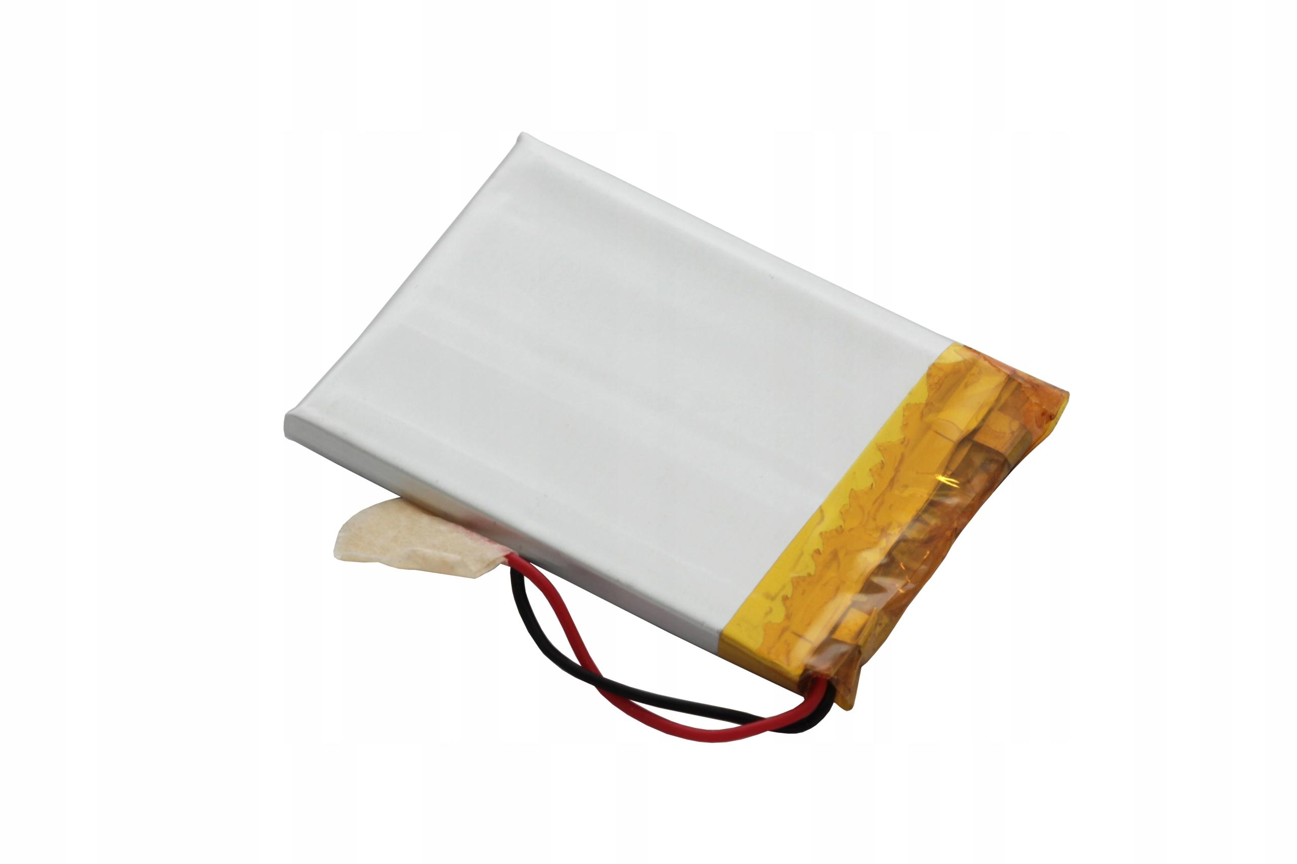 AKUMULATOR PRYZMATYCZNY Li-POLy 3,7V 350mAh 303040 Marka AmElectronics
