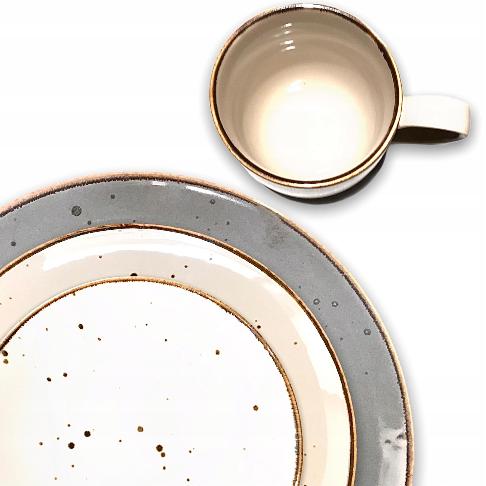 Alumina MIX 6 полный набор посуды + чашки 24 предм.