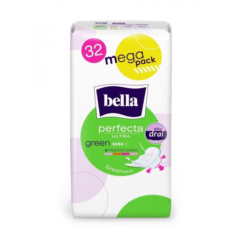 Гигиенические прокладки Bella Perfecta Ultra Green 32 шт.