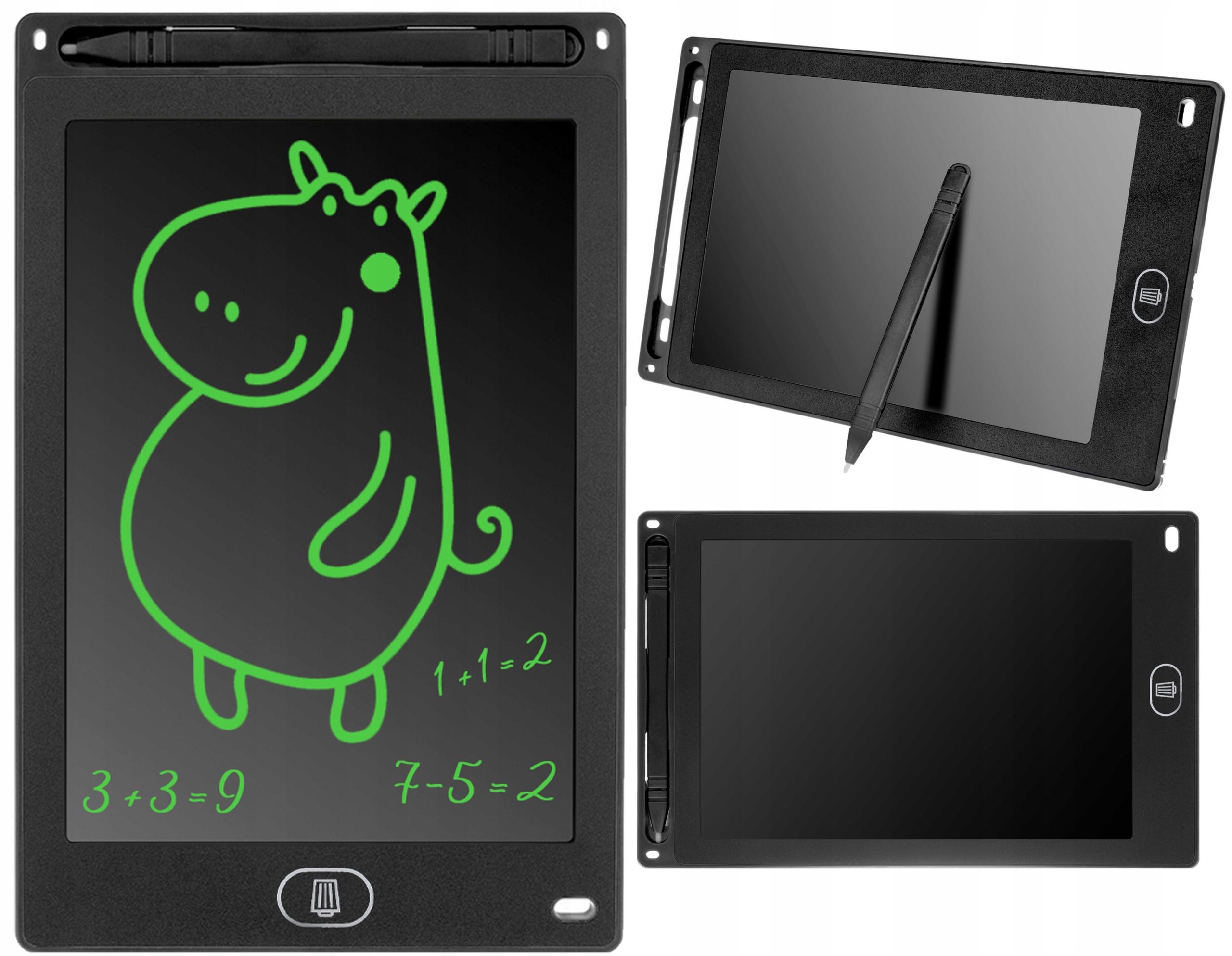 Tablet Graficzny do Rysowania Dzieci Rysik 8,5