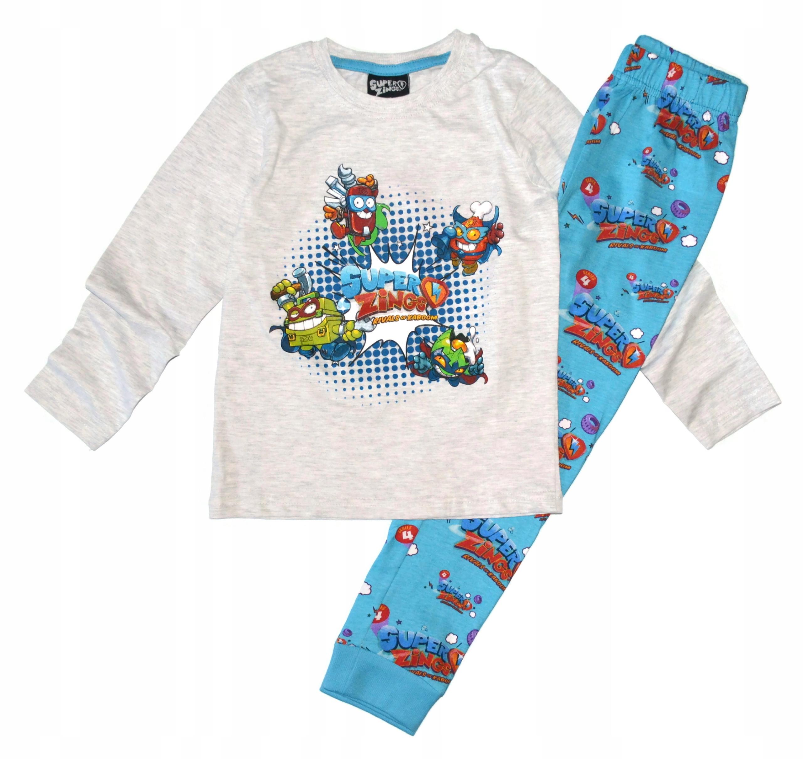 SUPER ZINGS 110 pyžama, pyžamo