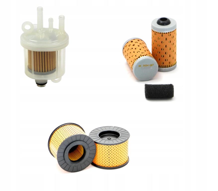 Zestaw filtrów HATZ 1B20 1B27 1B30 1B30V