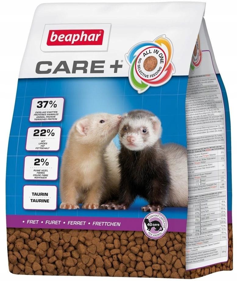 Beaphar Care+ Ferret - pokarm dla fretek 2kg