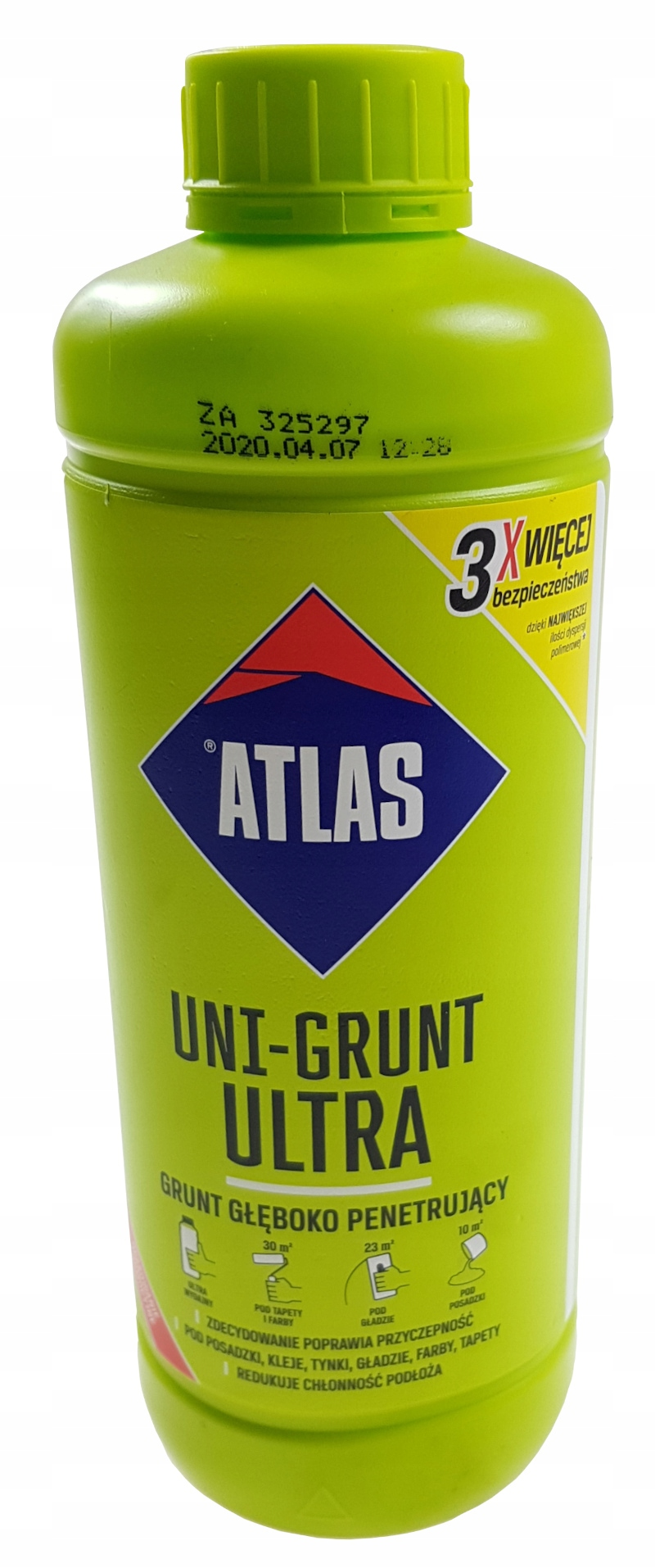 Atlas uni-grunt ULTRA penetrujący uniwersalny 1kg