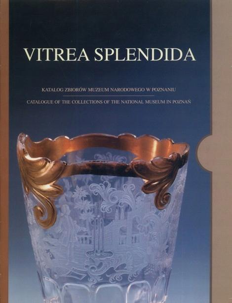 Коллекция стекла Vitrea Splendida SZKŁO KATALOG