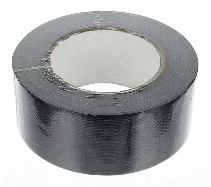 Item Adhesive tape Gaffa 50 mm x 50 m black Man