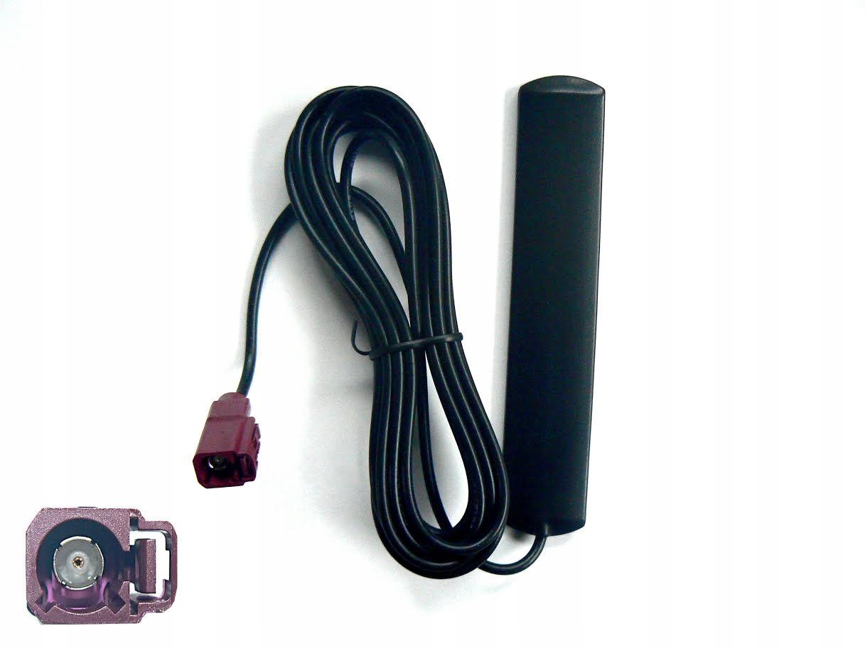 Auto Anténa GSM Fakra Bluetooth AUDII VW
