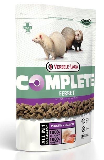 VERSELE LAGA COMPLETE FERRET Pokarm FRETKA 750G