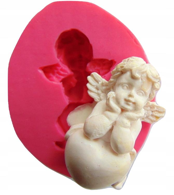 Купить СИЛИКОНОВАЯ ФОРМА ANGEL ANGEL 3 ДЛЯ САХАРНОЙ МАССЫ на Otpravka - цены и фото - доставка из Польши и стран Европы в Украину.