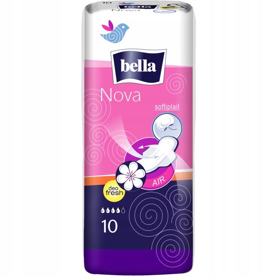 Гигиенические прокладки Bella Nova Deo Fresh прокладки 10шт.