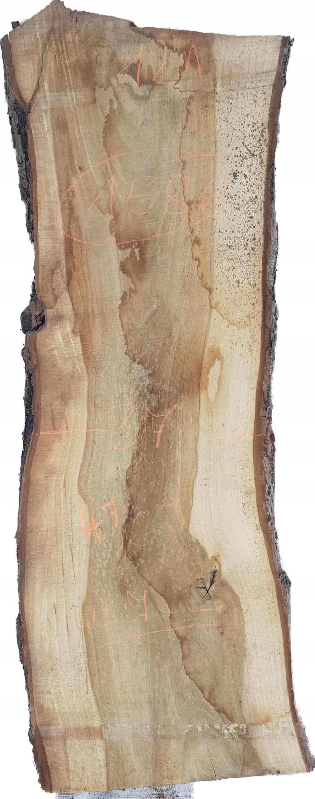 доска обрезная из орехового дерева 1210/370/47 n158