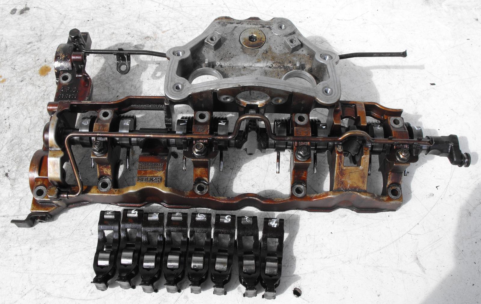 вал эксцентриковый valvetronic bmw e46 318i n42 n46