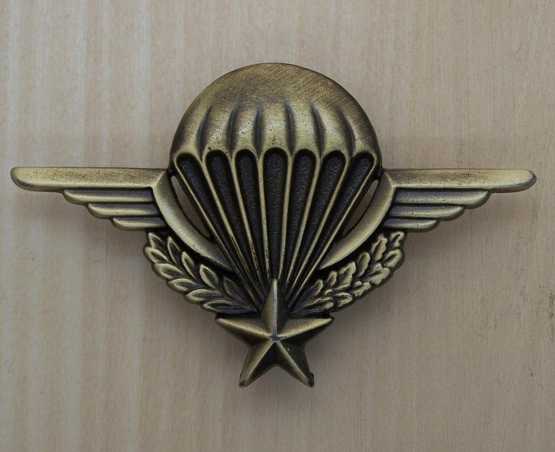Odznak Paratroopers pristátie Forces Francúzsko