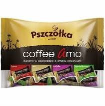 Cukierki kawowe Pszczółka Coffee Amo 1000g