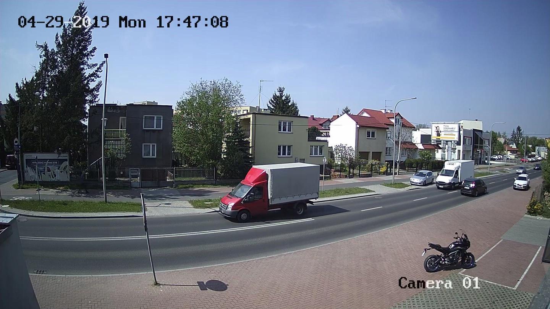 Kamera Obrotowa IP sieciowa 4K 8MPX IR100m 30xZoom Zasięg podczerwieni 100 m