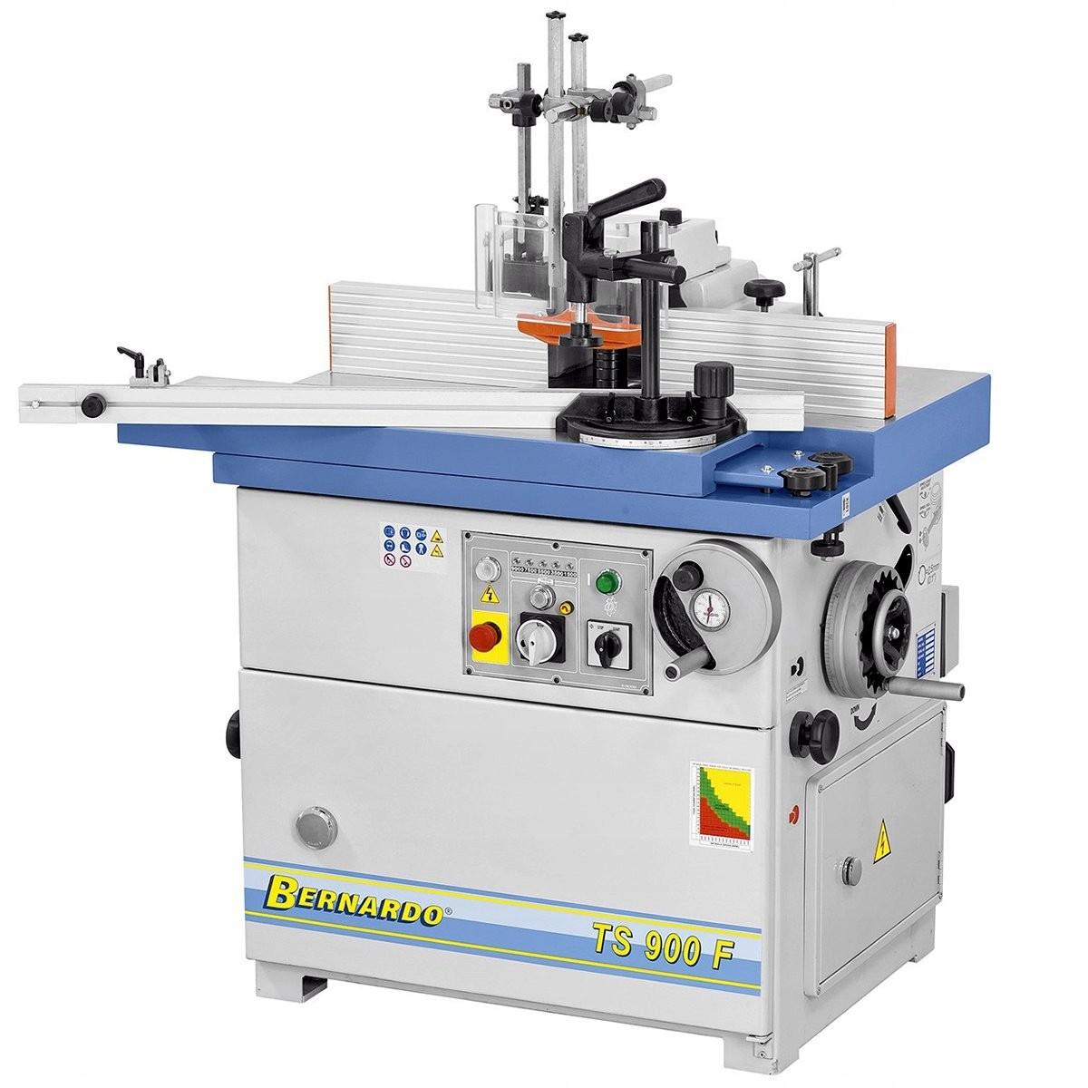 2x900mm tabletový frézovací stroj + 5,5kw rohov