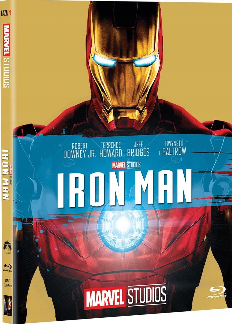 Item Iron Man [Blu-ray]