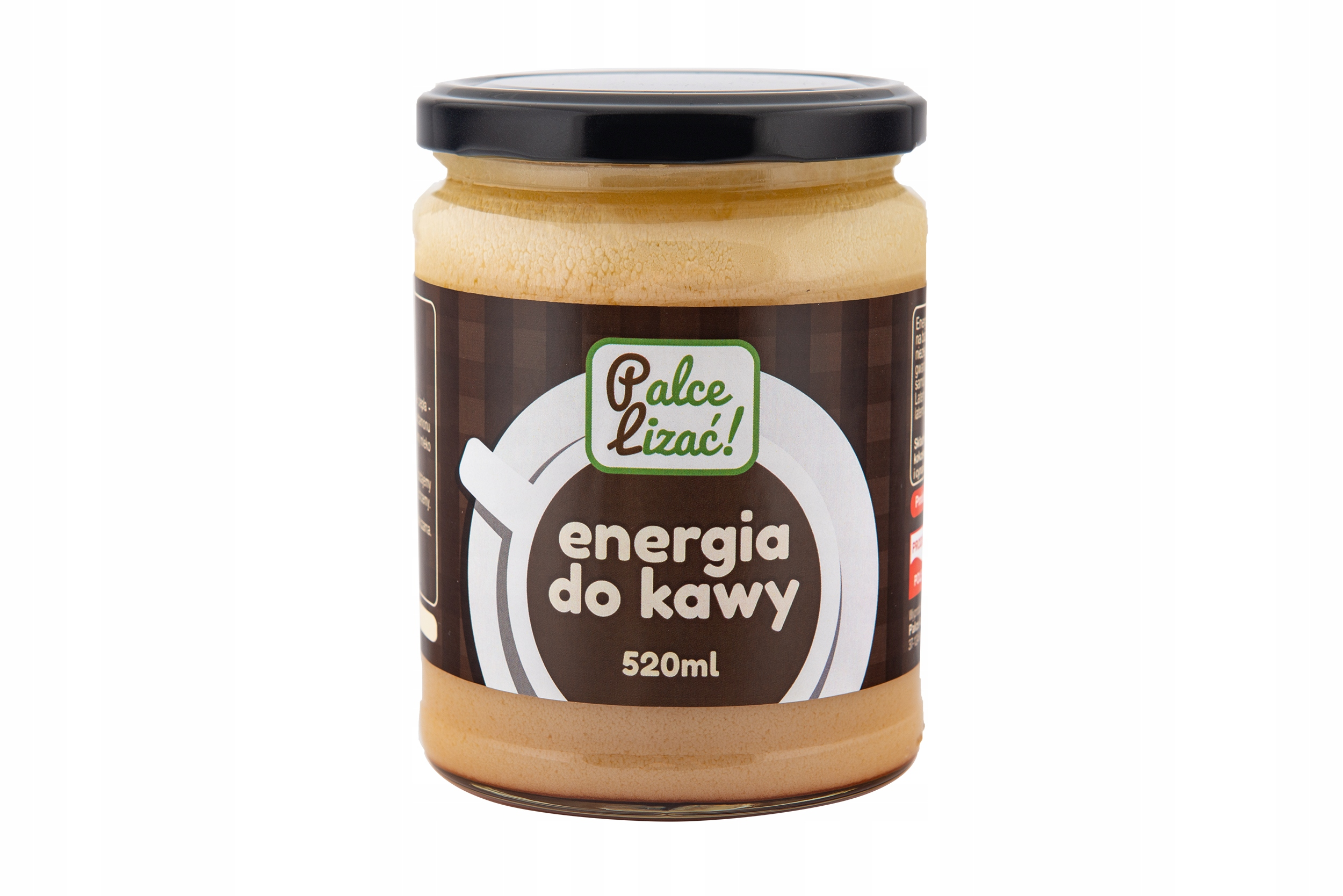 Prsty Lízať Energie Kávy 520ML