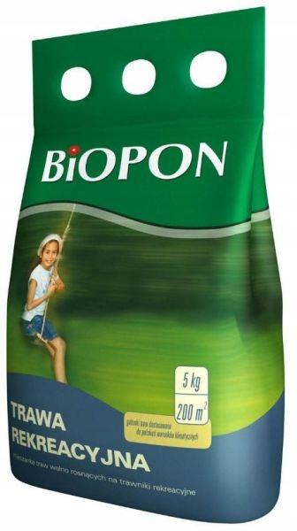 Trawa rekreacyjna Biopon 5 kg