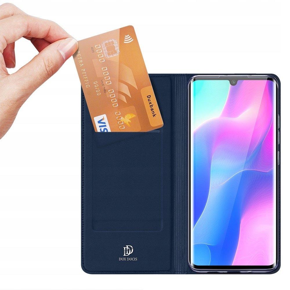 Etui DUX DUCIS do Xiaomi Mi Note 10 Lite Niebieski Dedykowany model Xiaomi Mi Note 10 Lite