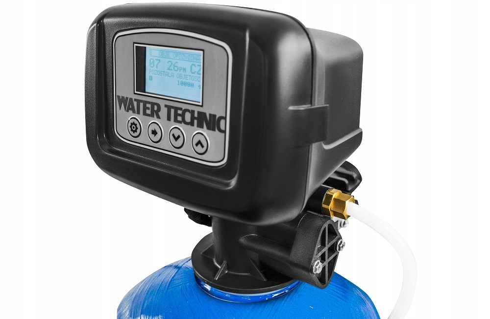ZMIĘKCZACZ WODY WATER TECHNIC 50 UP-FLOW + DODATKI EAN 5903684218011