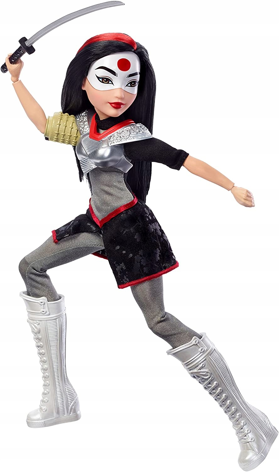 DC SUPER HERO GIRLS - bábika KATANA