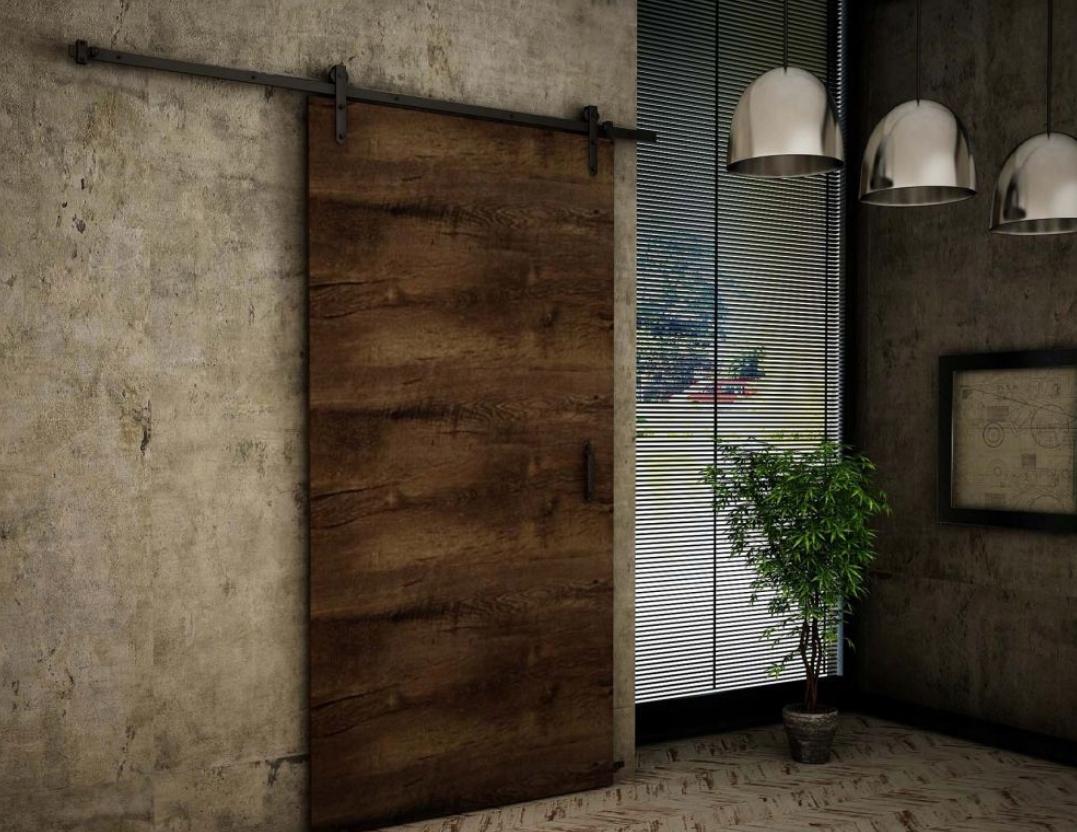 Posuvné dvere Ash Ash Dark Retro RT90