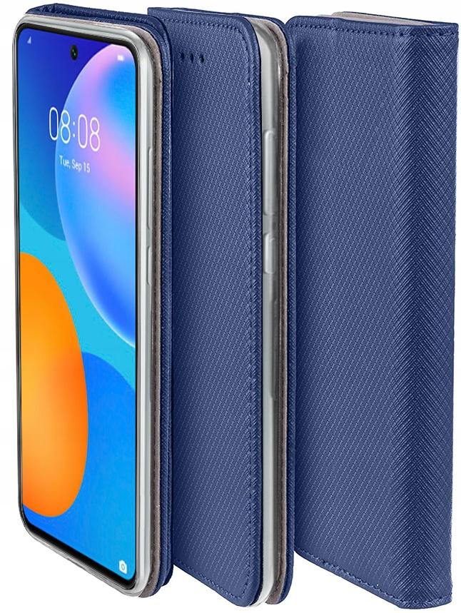 Etui do Huawei P Smart 2021 Case Magnet + Szkło 9H Dedykowany model Huawei P Smart 2021