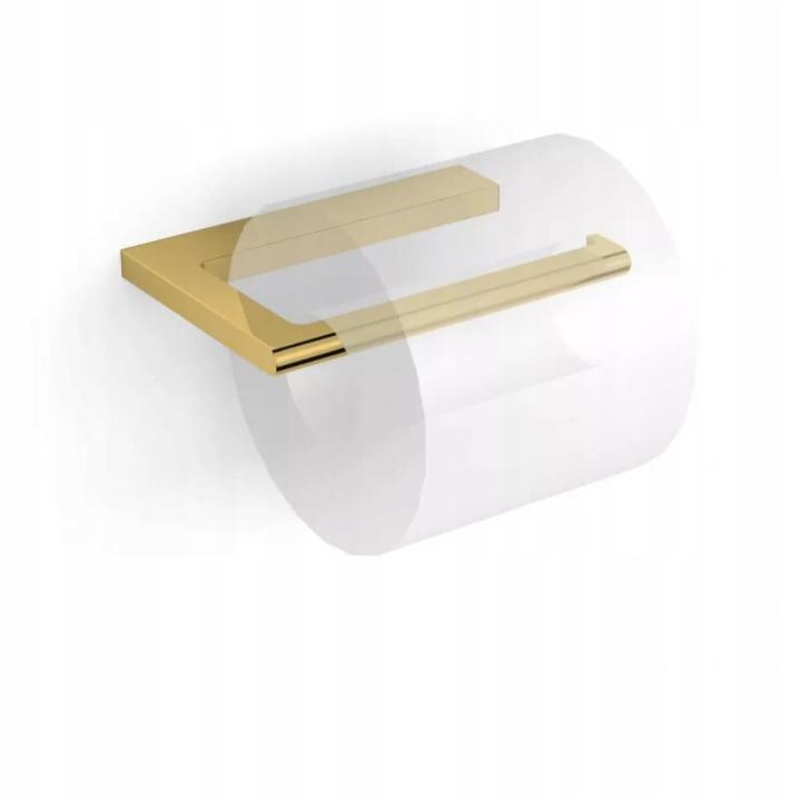 Držiak na papier Stella Milano zlatý 12,441-G