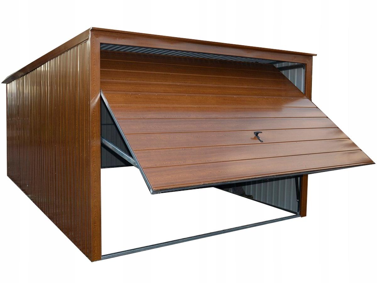 Гаражи Жестяной гараж 3х5 + дубовые КВАРТИРЫ