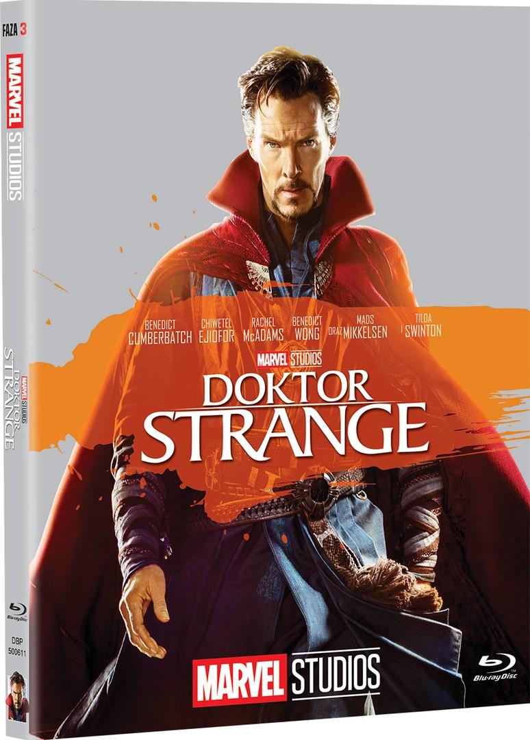 Item Doctor Strange [Blu-ray]