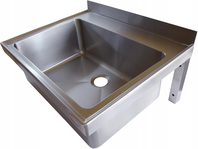 Gastronómia umývadlo nerezovej ocele