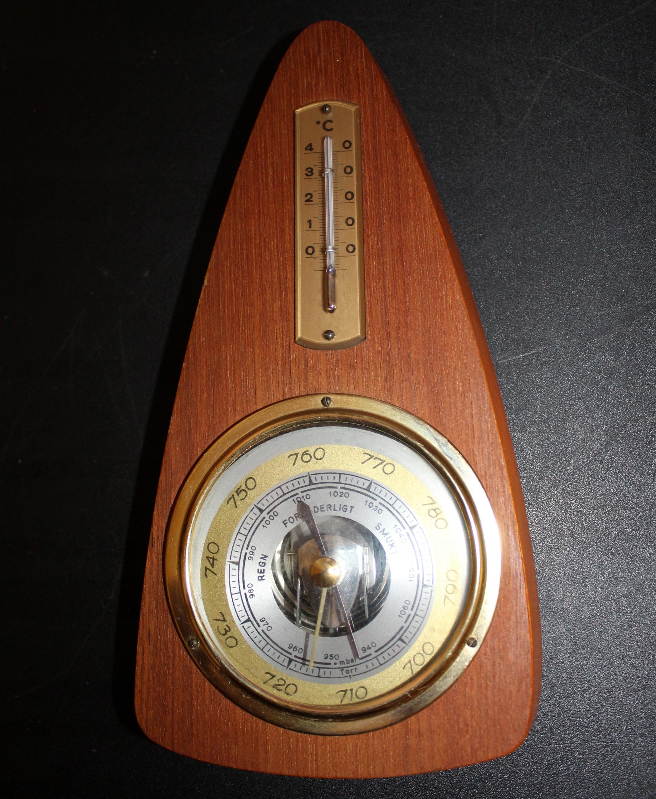 Корпус метеостанции Тик / Дания Винтаж