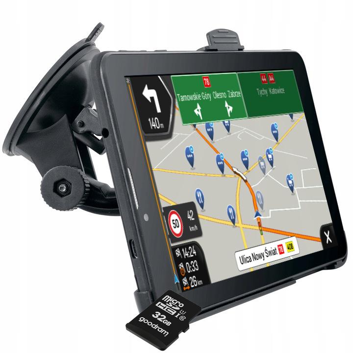 Навигационный планшет Navitel T505 PRO IGO TRUCK 32 ГБ