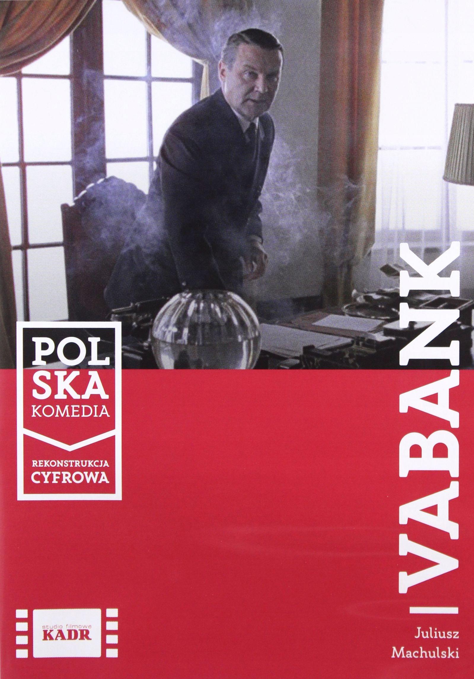 Vabank (rekonstrukcja Cyfrowa) (DVD)