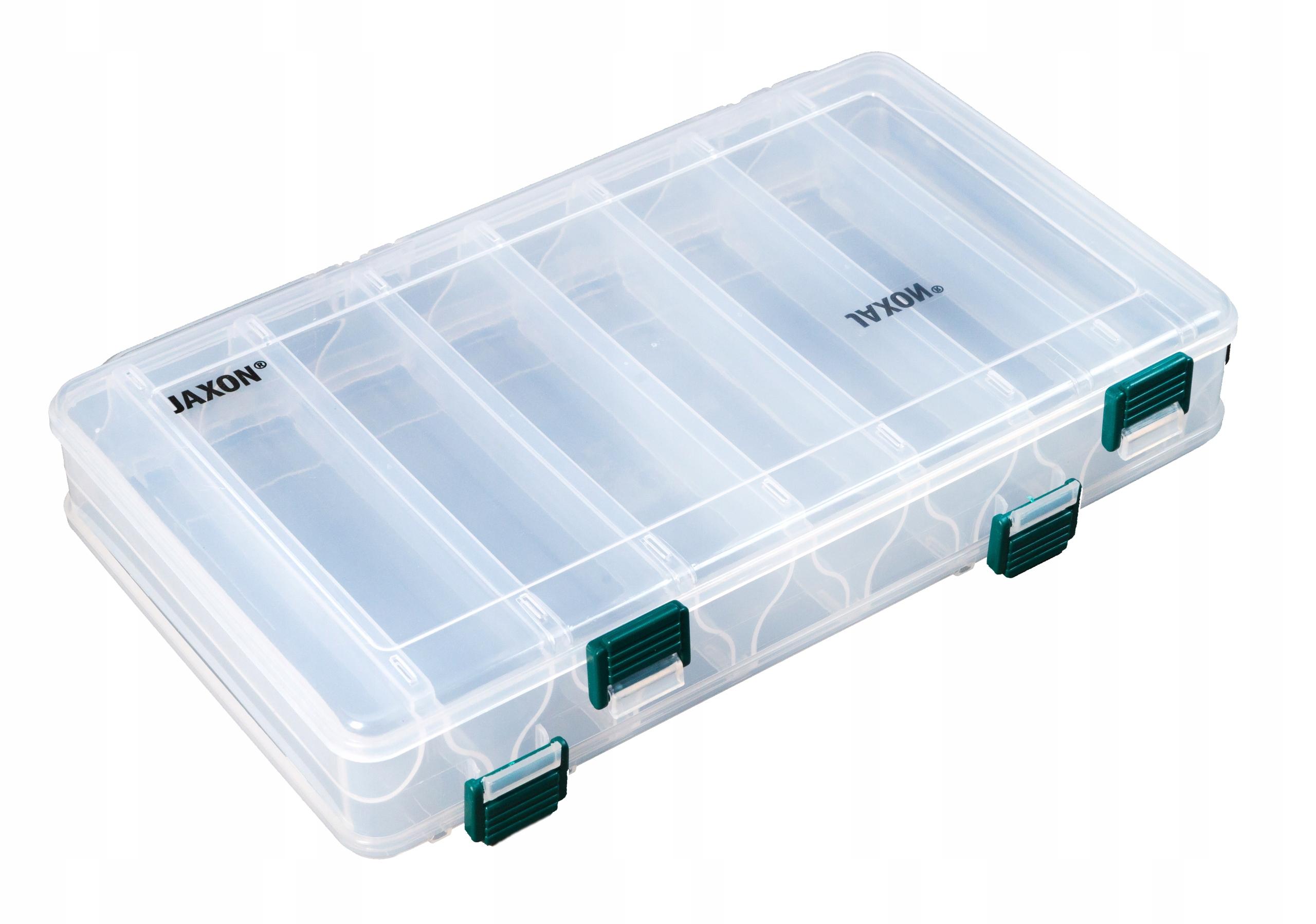 Rybárska box Jaxon 27x16x5 cm Wobbler RH-166