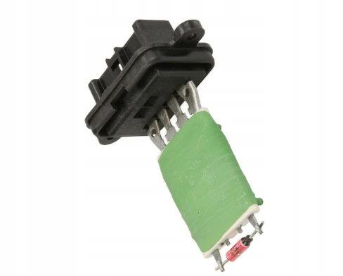 резистор вентилятора fiat панда 03-13r 11-14